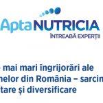 (P) Cele mai mari îngrijorări ale mamelor din România - INFOGRAFIC