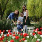Carmen Chioțea: Visam la doi copii, dar numărul trei are ceva magic