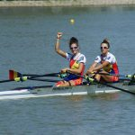 Gianina și Ionela, vâslele de aur ale României