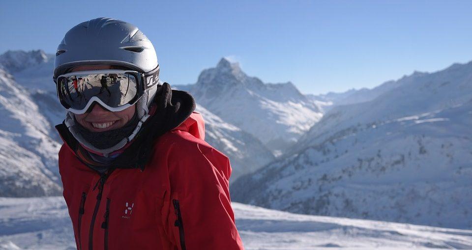 casca de ski