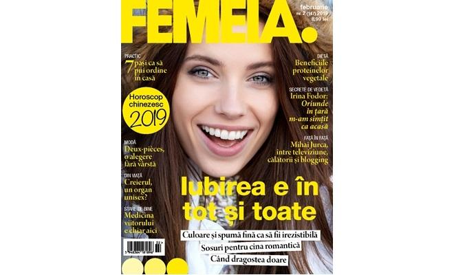 revista femeia februarie 2019