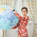 Claudia Chiru, învățătoare școlită la Oxford