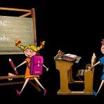 În clasă cu plăcere