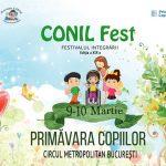 """""""Primăvara Copiilor"""", ediție specială CONIL Fest"""