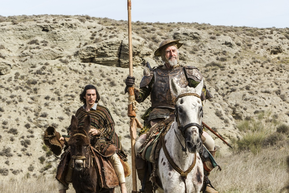 Omul care l-a ucis pe Don Quijote