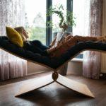 Colțul pentru citit - cel mai confortabil loc din casă