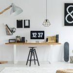 Sfaturi practice pentru alegerea unor birouri moderne pentru acasă