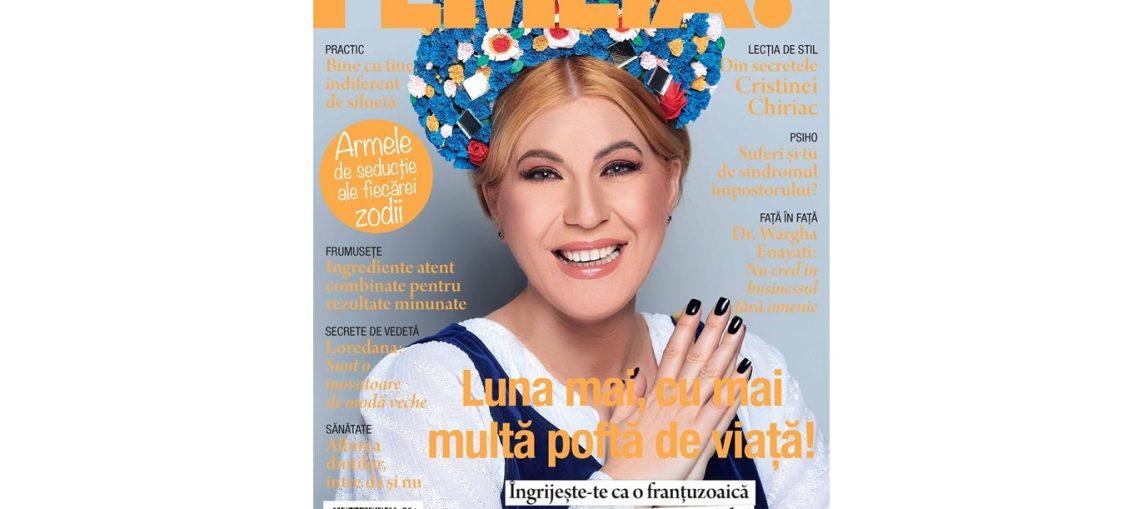 revista femeia mai 2019