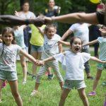 Pe 1 iunie, copiii le arată părinților ce înseamnă distracția, la 1UNIFEST!
