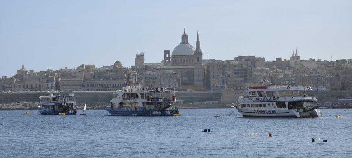 Valletta: mică, dar cuprinzătoare