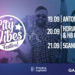 (P) Cei mai în vogă artiști români vin la City Vibes Festival @București Mall-Vitan