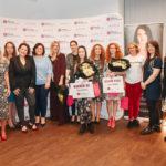 Opt românce au ajuns în finala competiției Women Startup Competition Europe, câștigătoarea merge la Londra