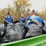 Canotorii au strâns gunoiul din Pădurea Snagov. Echipa merge la JO de la Tokyo