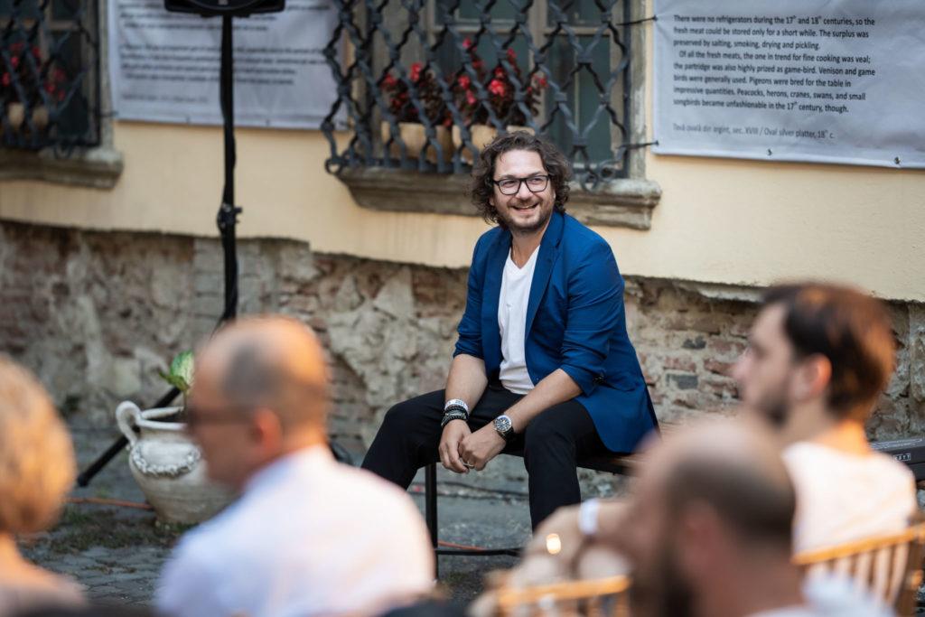Florin Dumitrescu, un chef cu șef