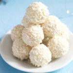 Inspirație de sărbători: Bomboane cu nucă de cocos