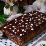 Inspirație de sărbători: Prăjitură cu mac și ciocolată