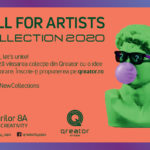 Call for Artists: prezintă-ți colecția la Qreator!