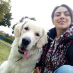 Iulia Maria Muntean învață stăpânii să comunice mai bine cu câinii lor
