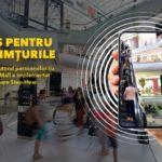 Mega Mall, primul mall ușor accesibil persoanelor cu deficiențe de vedere