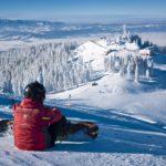 3 pârtii de schi şi pentru începători