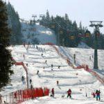 Competiții internaționale de schi în Poiana Brașov