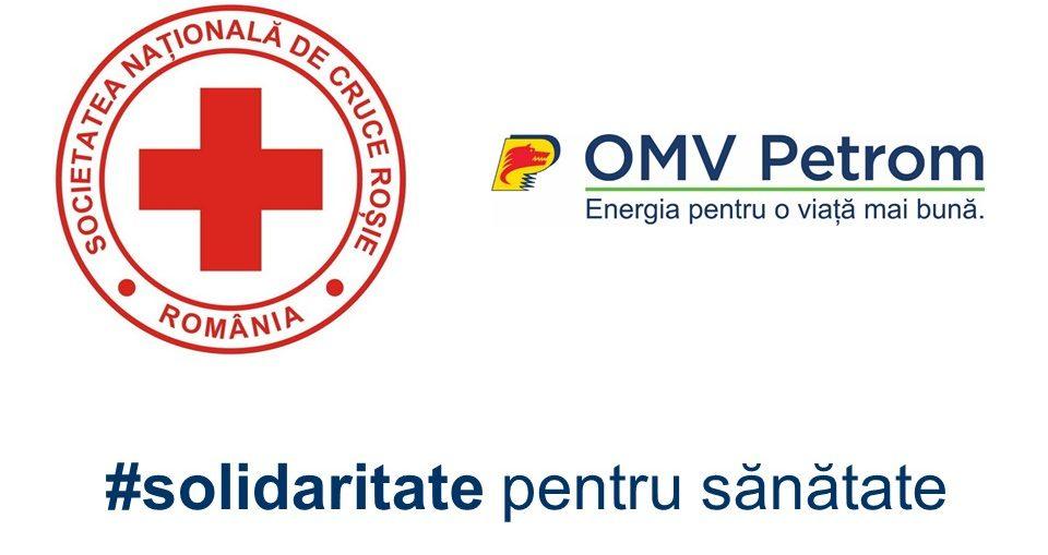 OMV donează 1 milion de euro
