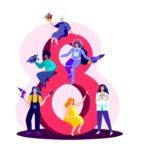 8 martie: află istoricul Zilei Internaționale a Femeii