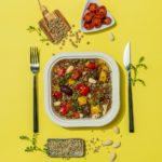 5 meniuri gustoase, pentru o alimentație echilibrată, bazată pe ingrediente locale