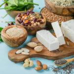 4 dintre cele mai bune surse de proteine vegetale