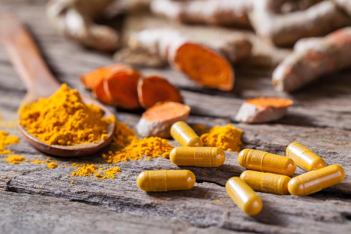 turmeric medicament
