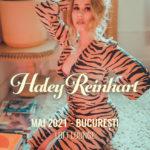 Haley Reinhart vine la București la primăvara lui 2021