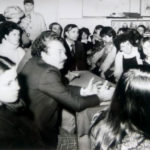 Regizorul Nicolae Corjos, regizorul celebrelor filme Liceenii şi Declaraţie de dragoste, împlineşte 85 de ani