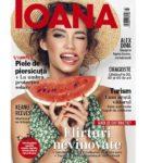 A apărut ediția de iulie 2020 a revistei Ioana!