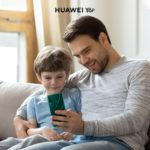 Telefoanele Huawei Seria Y, buni amici digitali ai copiilor
