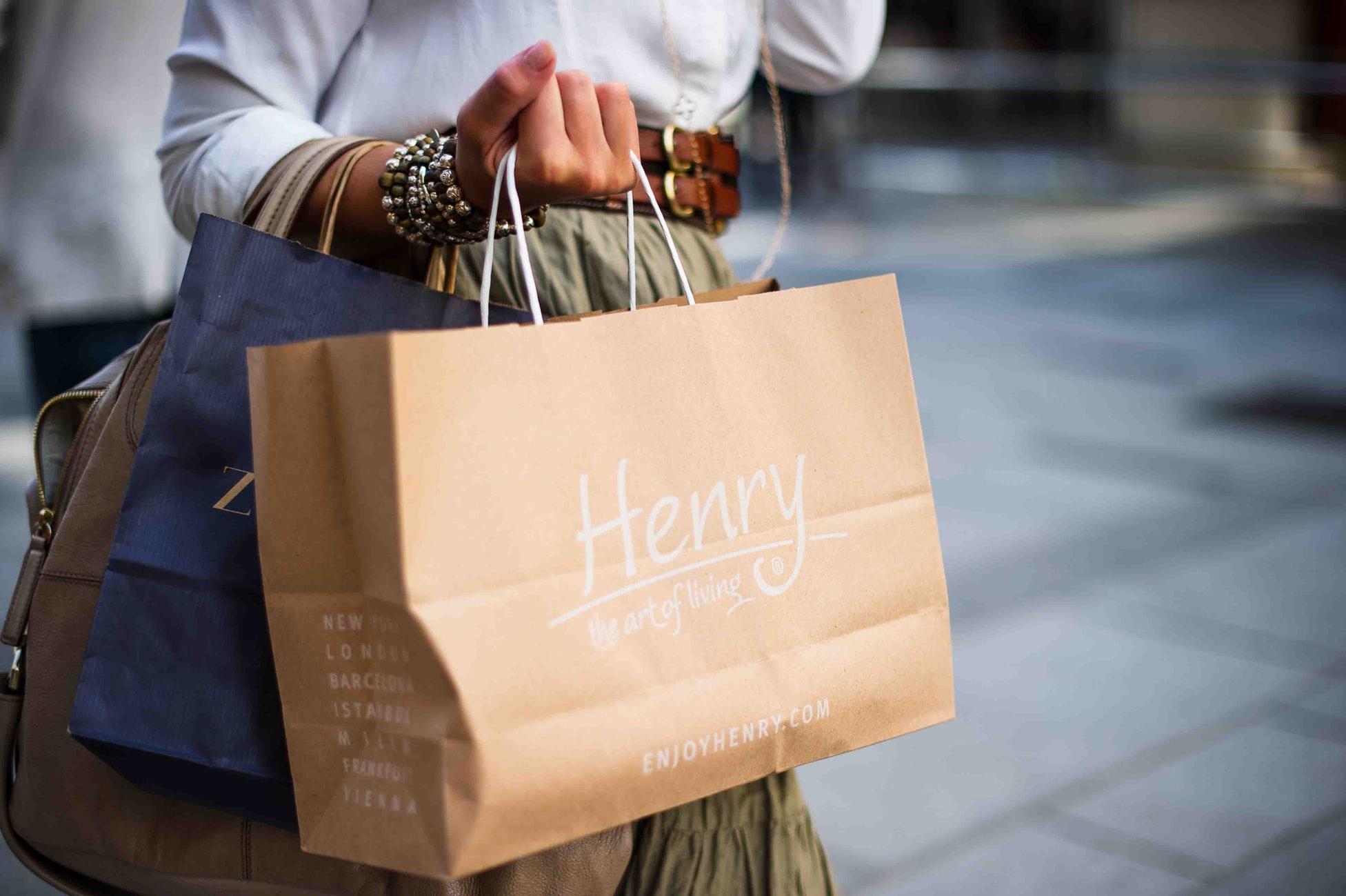 Buget de shopping