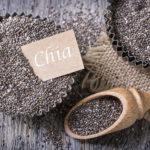 Semințele de chia, mici, dar pline de nutrienți