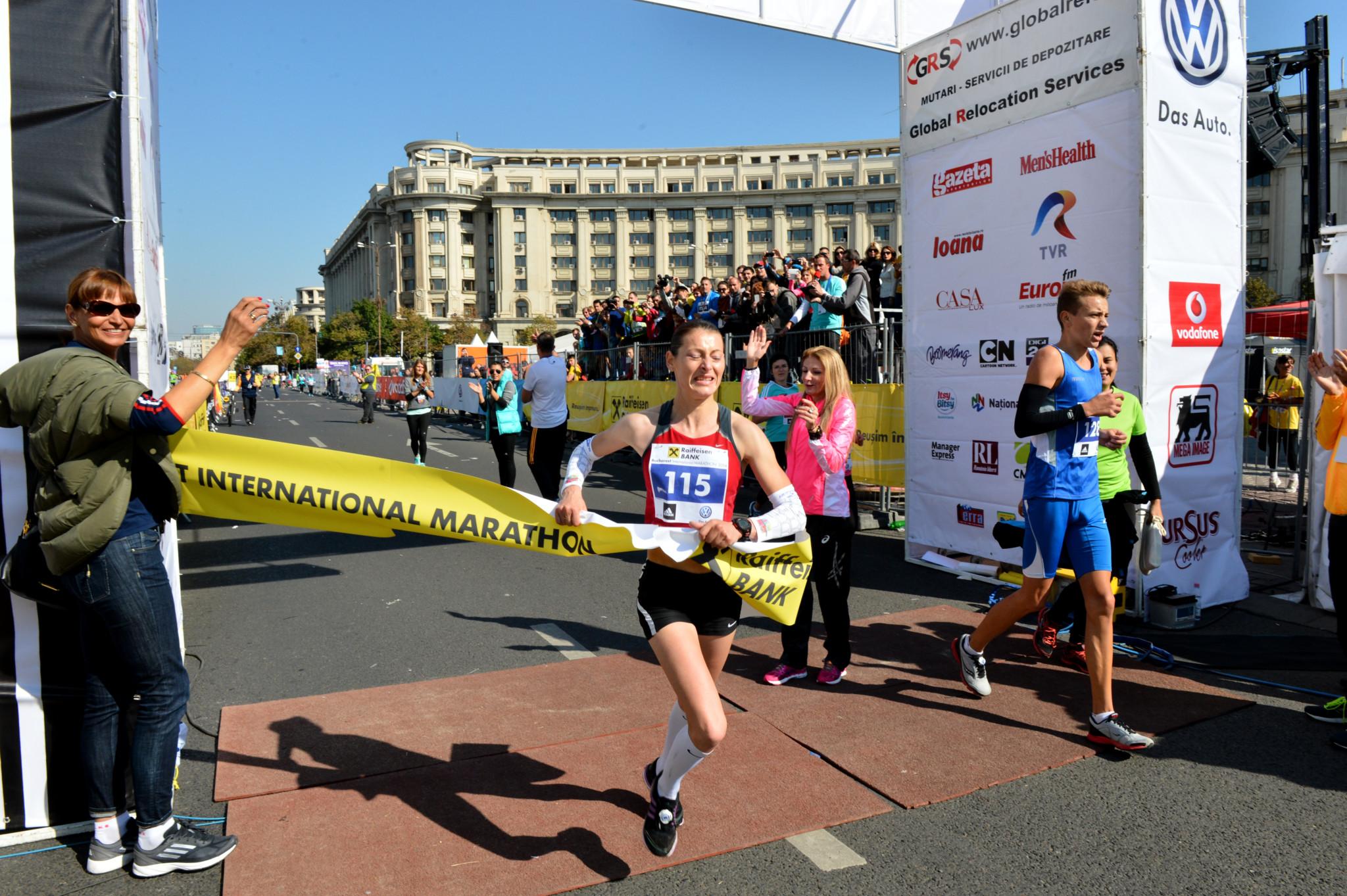 Maratonul București