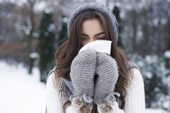 Alergia la frig
