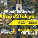 Ediția 2020 a Raiffeisen Bank Bucharest MARATHON