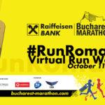 3000 de alergători au luat startul în cadrul Raiffeisen Bank Bucharest MARATHON