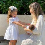 Interviu cu Laura Cosoi despre viața de mamă și alimentația celor mici