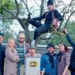 Interviu cu actorii din serialul incendiar Moldovenii