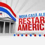 Istoria se trăieşte în direct la TVR: Noua Casă Albă. Restart America