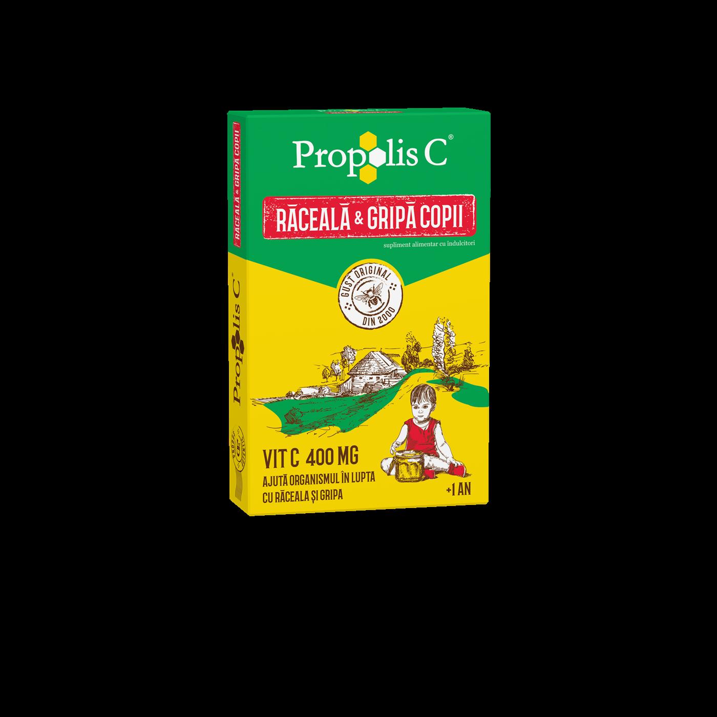 Propolis C Raceala & Gripa