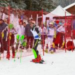 Competiții de schi alpin în România în perioadă de pandemie