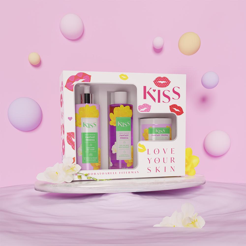 kiss fantasy freesia