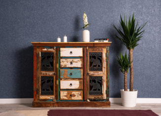 mobilier exotic
