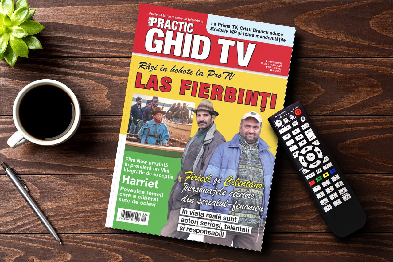 practic ghid tv 12 2021