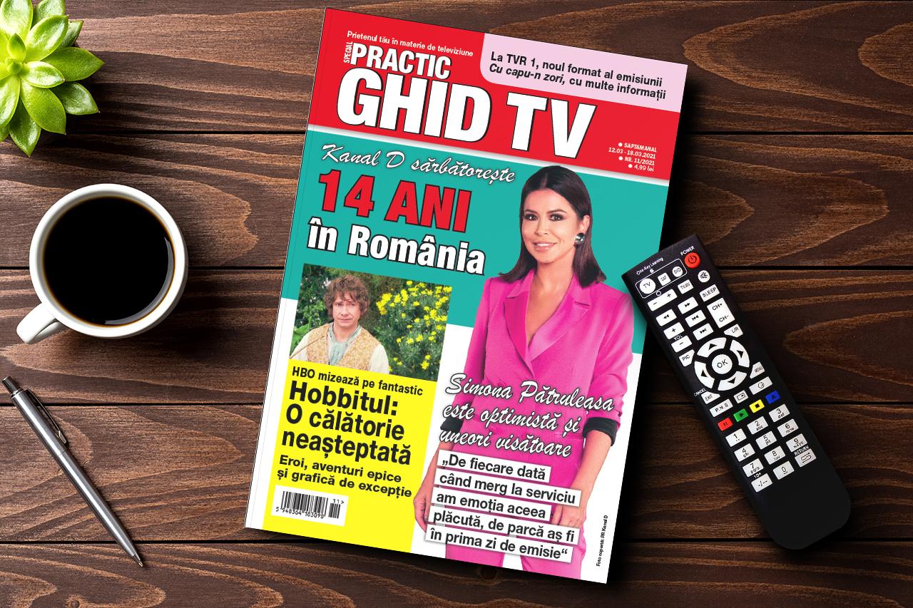 practic ghid tv 11 2021